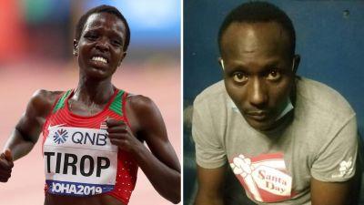 UPDATE: Kenyan Olympic Runner Agnes Tirop's Husband Arrested Over Her Murder