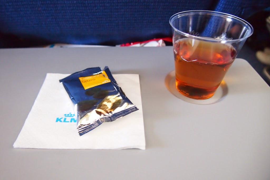 【KLMオランダ航空】アムステルダム→福岡 搭乗記