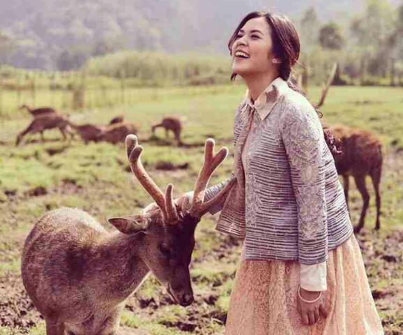 10 Foto artis cantik Raisa Andriana di Instagramnya yang bakal bikin cowok klepek-klepek