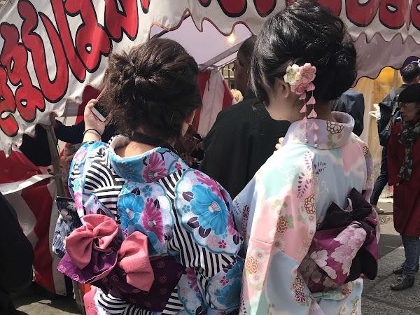 So Who Doesn't Love a Beautiful Kimono?