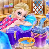 Icy Queen Spa Makyaj Parti