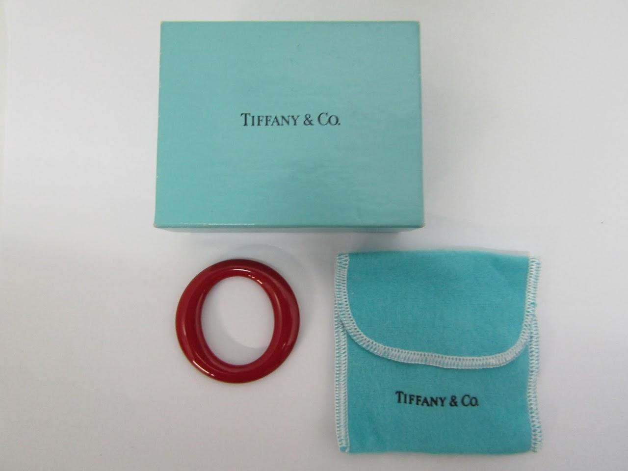 Tiffany & Co Japan Scarf Ring