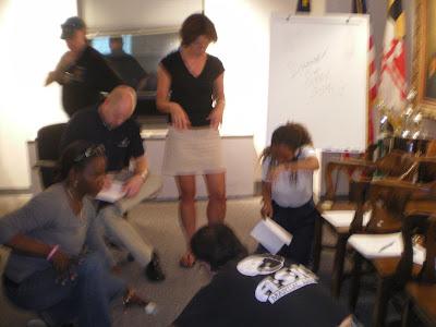CERT Team Building 2008