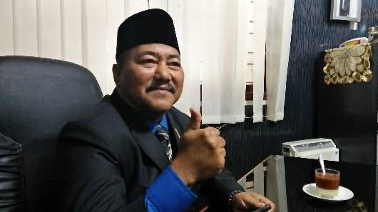 Pencalonan Wawako Padang, Amril Amin: Saya Menunggu Keputusan DPP PAN