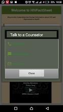 HIVFactSheet screenshot thumbnail