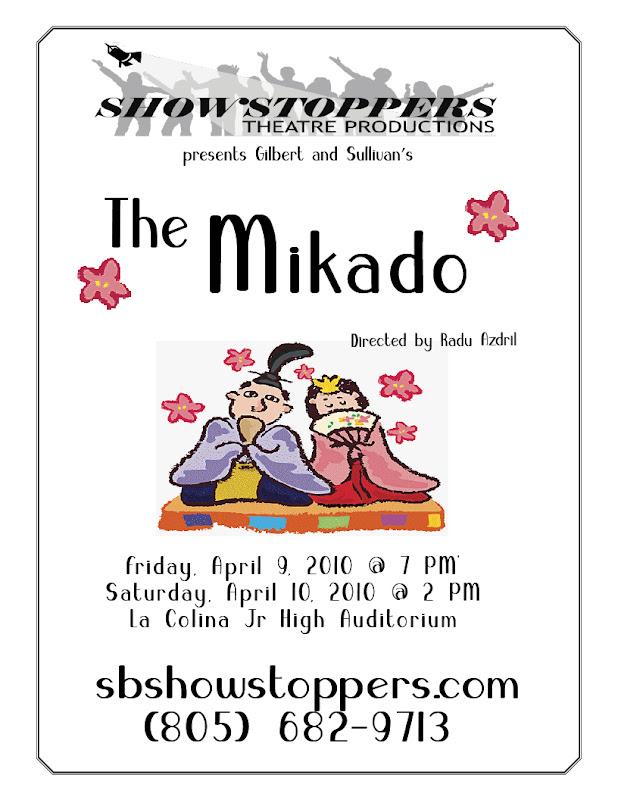 2010The Mikado  - MikadoPoster.jpg