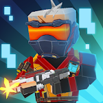 Pixel War Last Survival 3D - Battle Royale Game icon