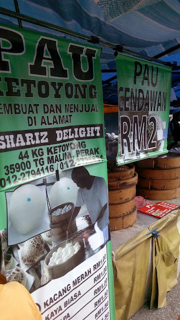 Pau Ketoyong : Shariz Delight