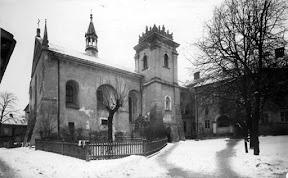 Львовский костел и монастырь бенедиктинок
