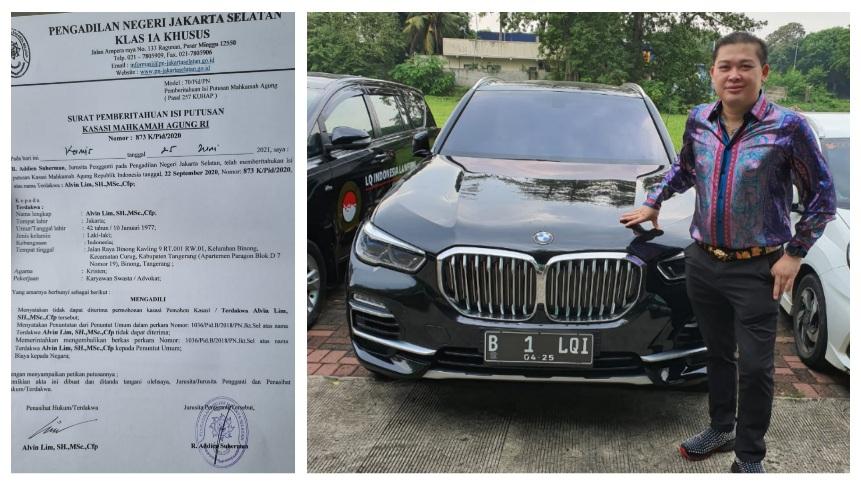 LQ Indonesia Lawfirm Apresiasi Putusan Kasasi MA Atas Kasus Alvin Lim dengan Allianz, Menolak Tuntutan Jaksa dan Mengembalikan Berkas ke Kejaksaan