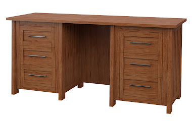 Syracuse Executive Desk