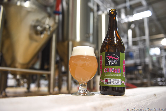 Chew It, Boil It, Brew It! Dogfish Head Brings Back Chicha