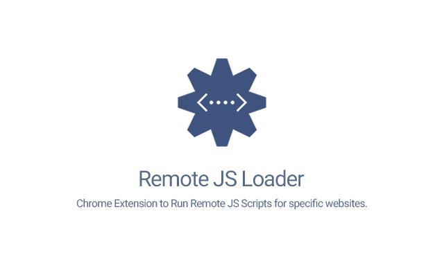 Remote Script Loader