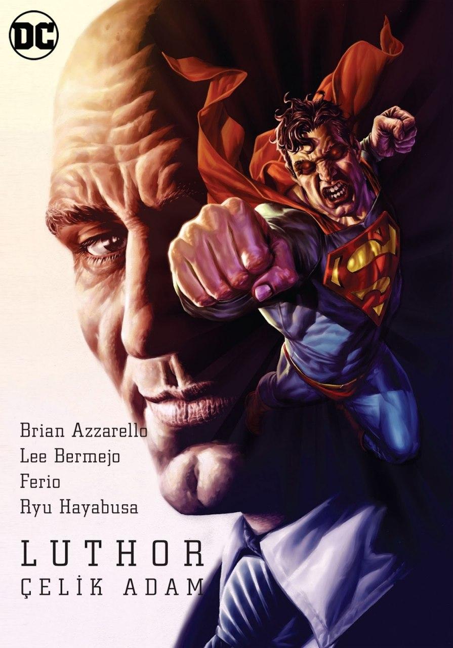 Lex Luthor: Çelik Adam Özel Cilt
