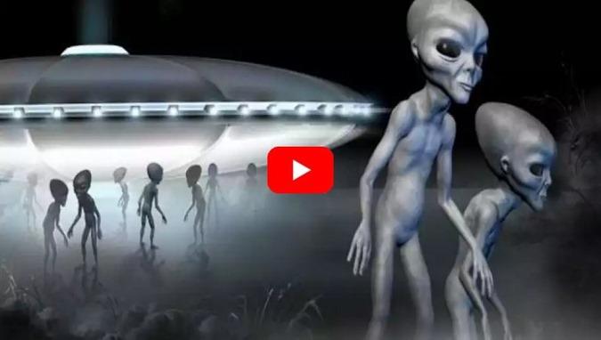 Invasão alienígena potencial a caminho