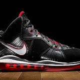 Nike Air Max LeBron VIII Listing