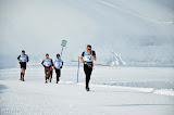 Arrivée à Bonjournal, la vue commence à exploser aux yeux des coureurs...  ©Office de Tourisme du Val d'Arly