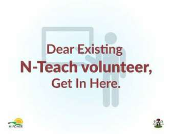 If You Are 2016 NTeach Volunteer (Read This) - Npower Discussion Group