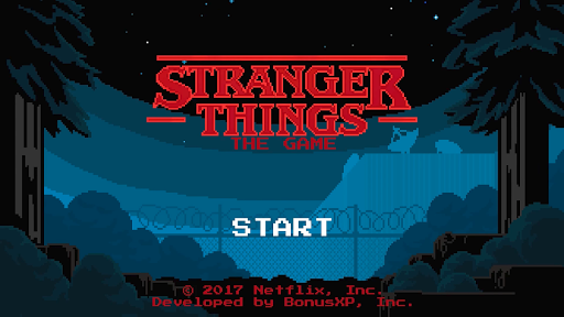 Stranger Things: The Game APK