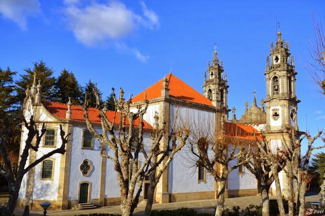 Santuário de Nossa Senhora dos Remédios - Lamego - Portugal (7)