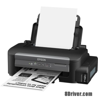 download Epson Workforce M105 printer's driver