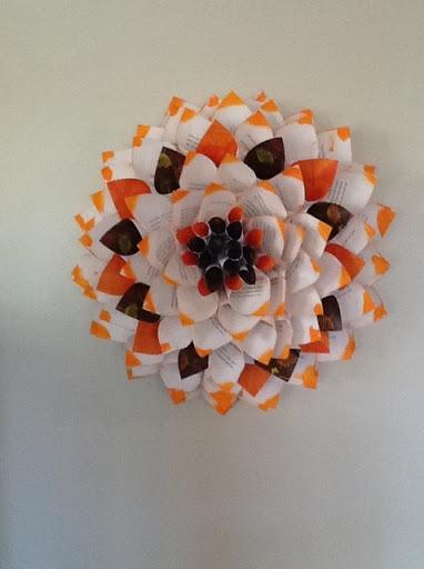 Cara Membuat Hiasan Dinding Dari Kertas Origami : membuat, hiasan, dinding, kertas, origami, Langkah, Membuat, Hiasan, Dinding, Kertas, Karton,, Buku,, Origami, Karyatulisku