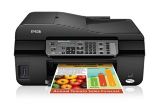 Download Drivers Epson WorkForce 435 printer for Windows OS