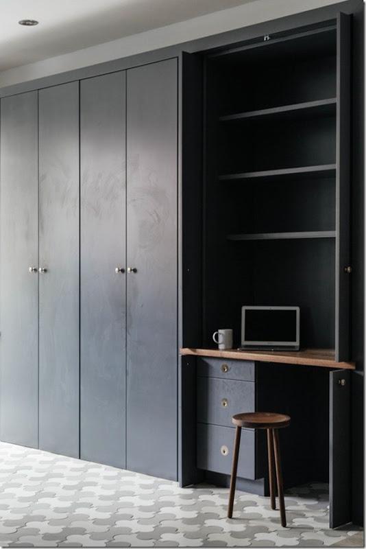 case e interni - stile scandinavo a new york - colore grigio - blu (8)
