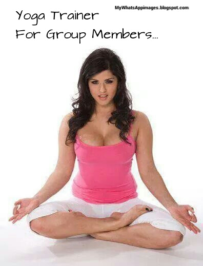 Yoga Trainer For Group Admin