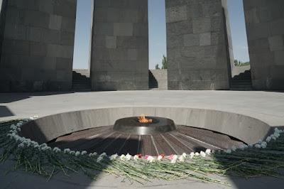 Genozid Denkmal in Yereven
