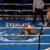 Boxeador sai de maca do ringue após nocaute impressionante, veja vídeo