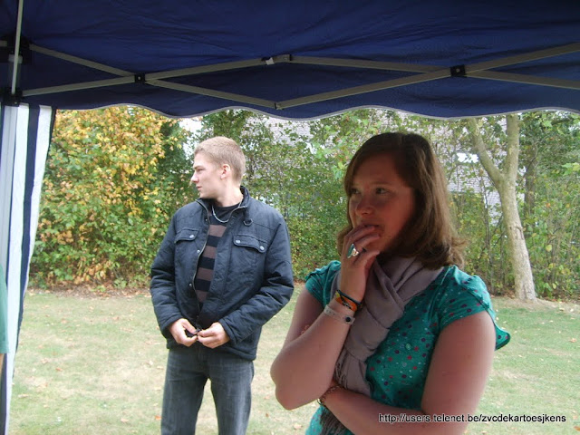 Liesbeth Geboers en Jonas Giebens (meer info op http://users.telenet.be/zvcdekartoesjkens)