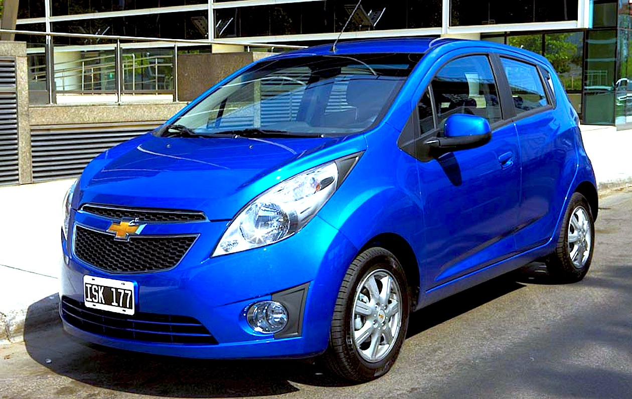 el chevrolet spark se lanza en marzo con precio cercano a 70 mil pesos. Black Bedroom Furniture Sets. Home Design Ideas