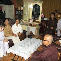 [DCQD-0200] Cư sĩ Liên Châu thỉnh Thầy tại tư gia (27/08/2005)