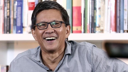 Rocky Gerung Sebut Wacana Amandemen Bentuk Kedunguan MPR