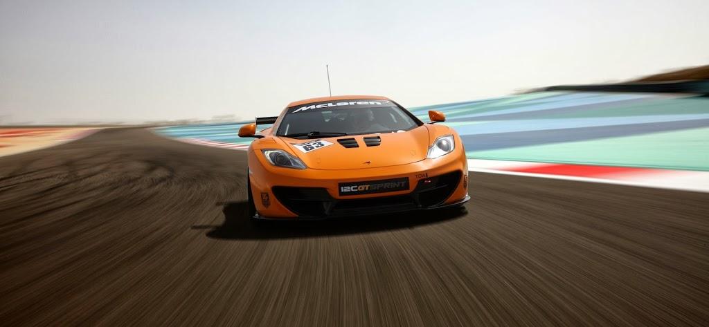 McLaren 12C GT Sprint 5
