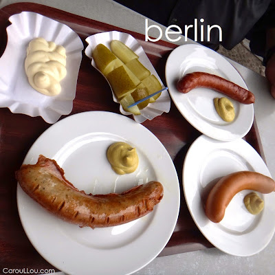CarouLLou.com Carou LLou in Berlin Germany sausages+-