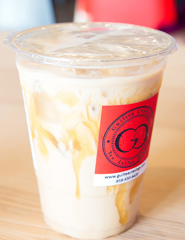 photo of a Caramel Coffee