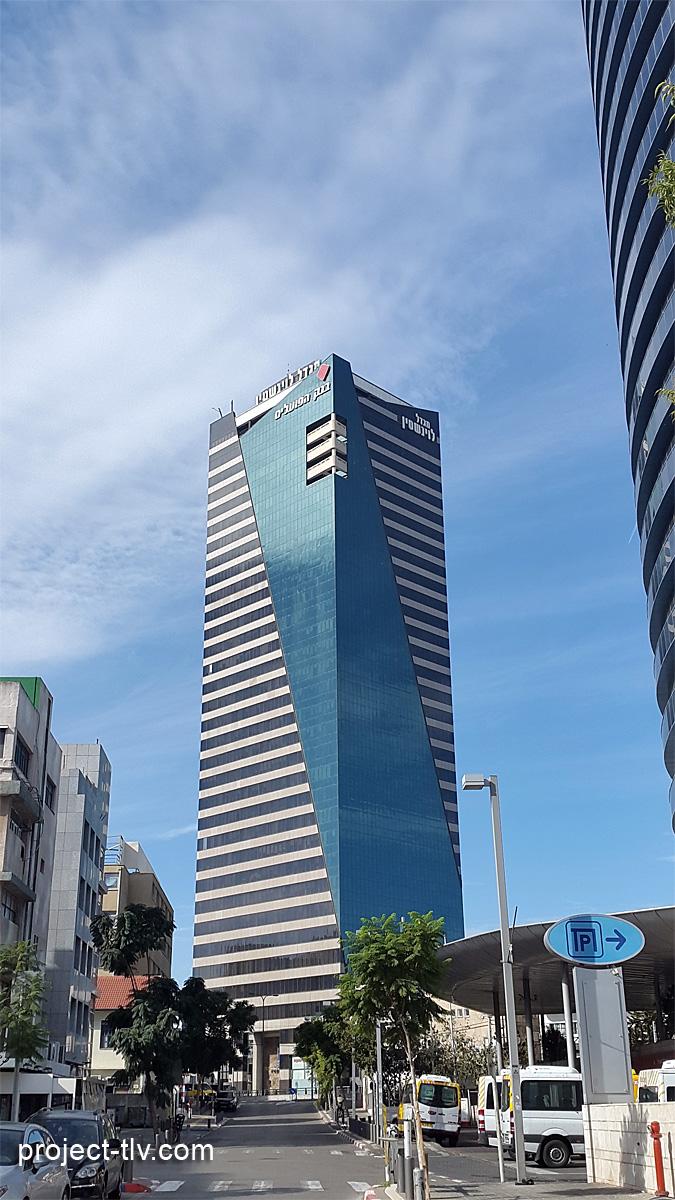 מותג חדש רחוב מנחם בגין - פרויקט תל אביב FH-08