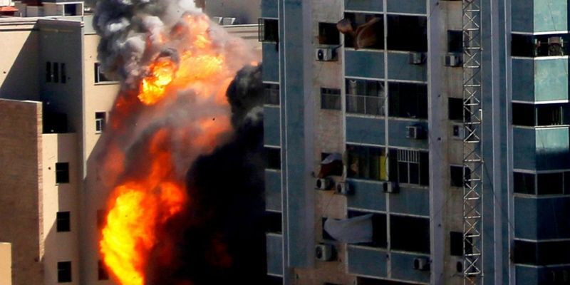 Terkejut Mendengar Jumlah Korban Sipil Dalam Konflik Gaza, PBB: Perang Harus Dihentikan!
