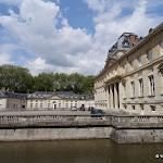 Château du Marais : façade des communs