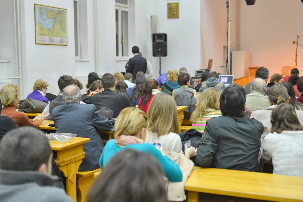 Seara cultural duhorvniceasca la FTOUB 051
