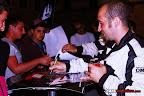 Christian Bezzina doing signatures