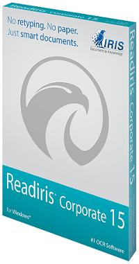 Readiris Pro 15.2.1 build 9378 - Corporate 15.2.0 build 8693 Türkçe