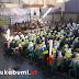 Kloter Pertama, 404 Jemaah Haji Asal Sukabumi Berangkat ke Tanah Suci