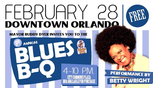 Mayor Dyer's 9th Annual Blues & BBQ