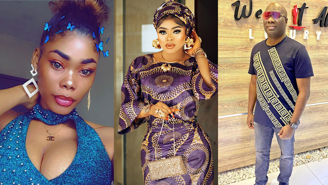 Bobrisky 'slept with Mompha and other male celebrities', says his former PA