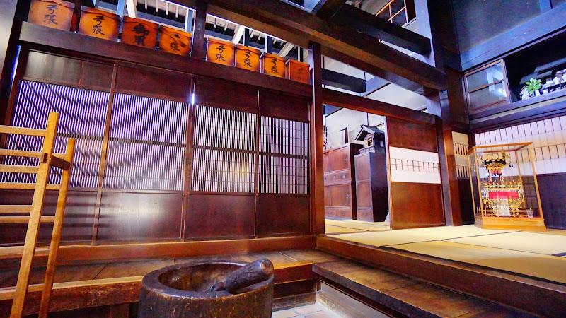 飛騨高山 日下部民藝館 写真2