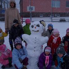 Zimní radovánky v MŠ 2012