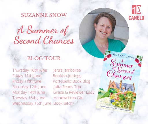 A Summer of Second Chances  Blog Tour